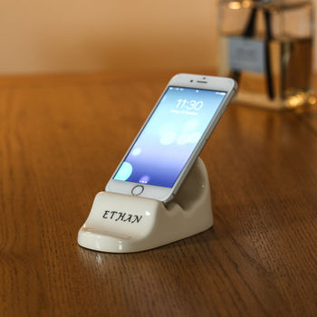 Personalised Mobile Phone Rest