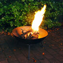 Outdoor Fire Bowl