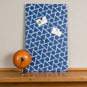 Geometric Magnetic Notice Board