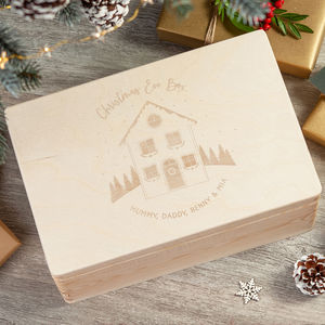 a49da9deb92 Personalised Christmas Eve Boxes