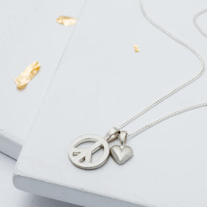 Peace Necklace - necklaces & pendants