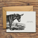 'I See You Baby' Personalised Greeting Card