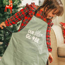 Our Little Globe Children's Cotton Apron