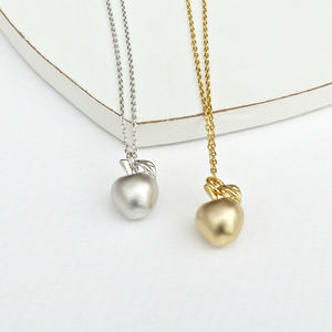 Apple Necklace - new in baby & child
