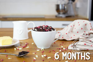 Six Month Mug Baking Gift Subscription