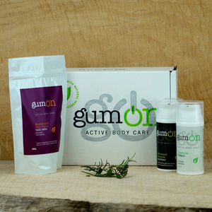 Body Kit For Cyclists - men's grooming & toiletries