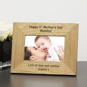 First Mother's Day Message Frames - home accessories