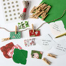 Mini Envelope Advent Calendar Kit