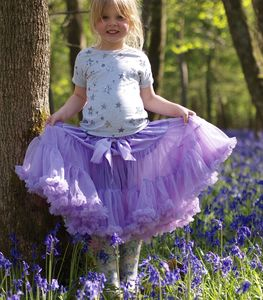 Lilac ~ Pettiskirt Tutu - clothing
