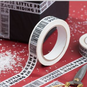 Cool Christmas Sticky Tape - tape & twine