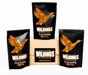 Habanero And Lemongrass Duck Crackling 12 Pouch Box