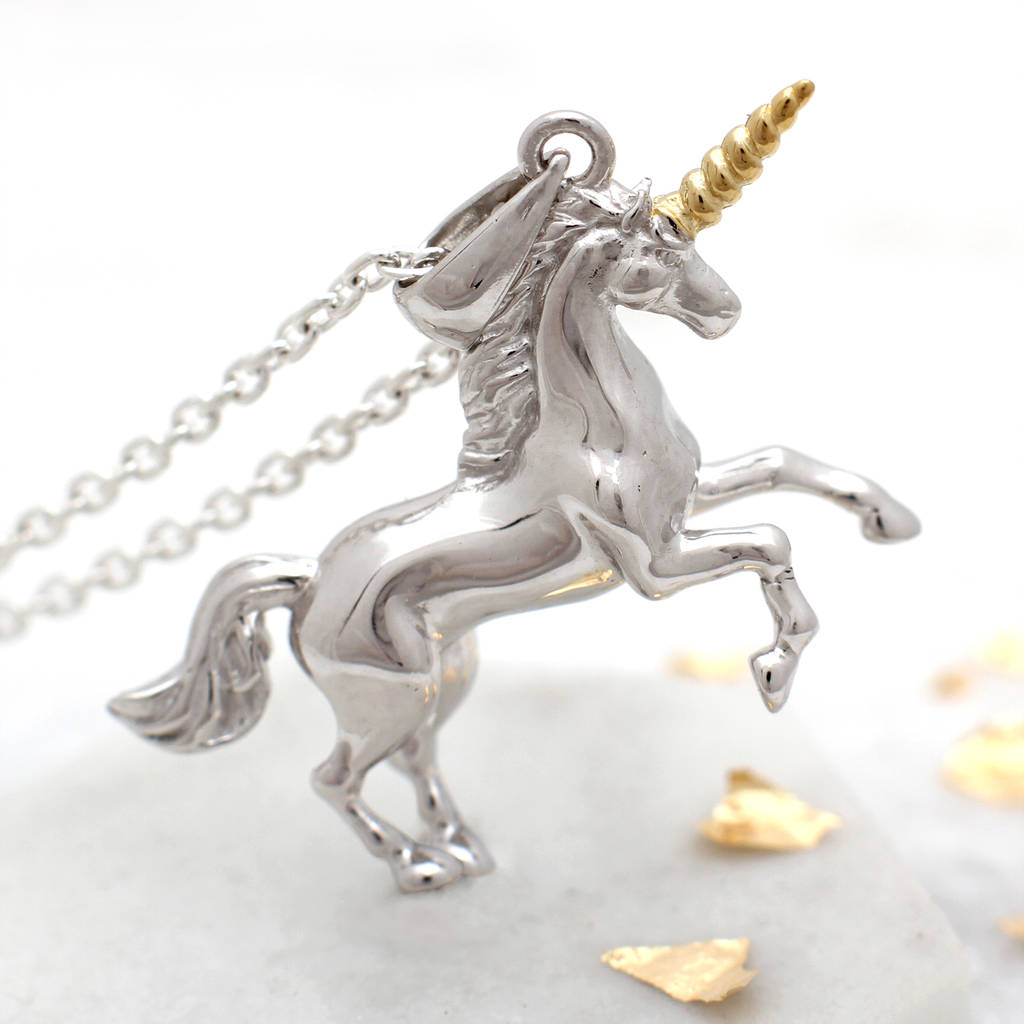 pandora necklace outlet pendant unicorn authorized