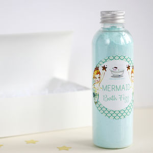 Mermaid Bath Fizz