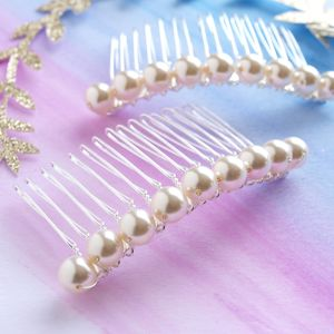 Bliss Pearl Hair Comb - wedding fashion
