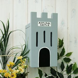 Castle Personalised Butterfly House - birds & wildlife