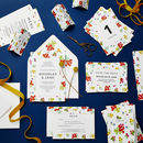 Ditsy Wedding Stationery Sample Pack