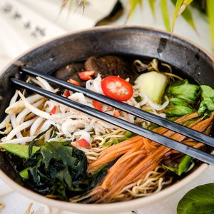 Three Hour Vegetarian Chinese Cookery Class For Two