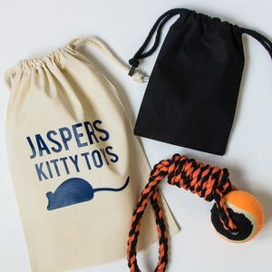 Personalised Pet Treat Bag - view all new