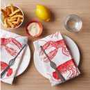 Lobster Napkin Set Of Four