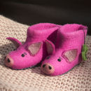 Children's Percy The Pig Slippers