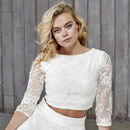 Le Fay Lace Bridal Top