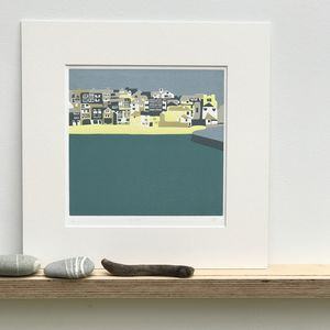 St Ives Limited Edition Print - nature & landscape