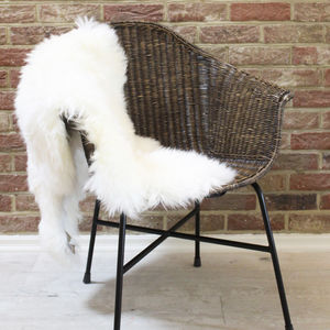 Rattan Armchair - furniture