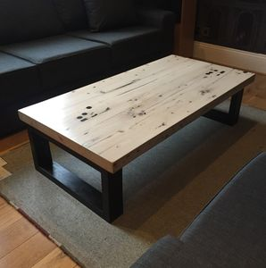 Handmade Bespoke Reclaimed Pine Coffee Table - coffee tables d0f8a38b50