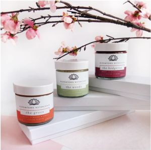 Trio Of Mini Sugar Scrubs - bathroom