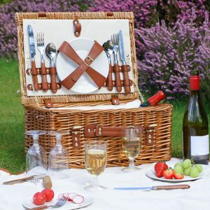 Luxury Four Person Picnic Hamper