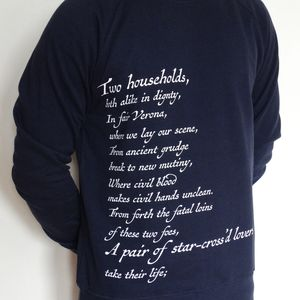 Romeo And Juliet Sweatshirt