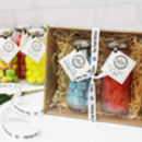 Two Bottle Sugar Free Sweet Hamper