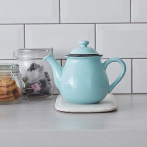 Blue Vintage Style Teapot - sale by category