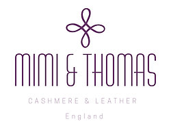Mimi & Thomas cashmere & leather