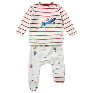Fly The Sky Two Piece Baby Set