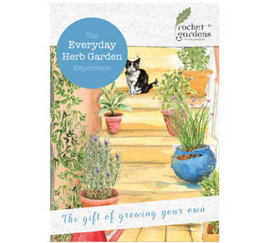 Everyday Herb Garden Experience Gift Voucher