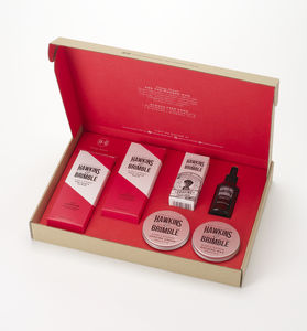 Grooming Gift Set For The Modern Man - lust list for him