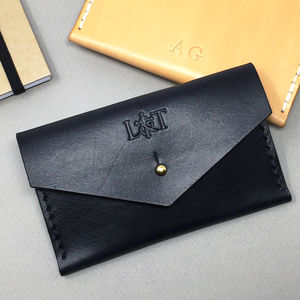 Personalised Leather Purse