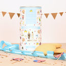 Royal Wedding Cylinder Of Butterscotch Biscuits