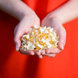 100 Handfuls Of Wedding Confetti