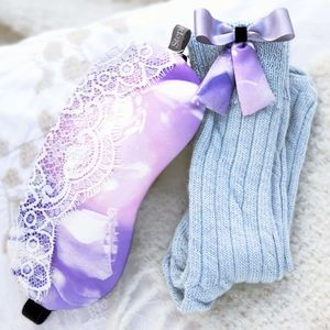 Sleep Mask And Bed Socks