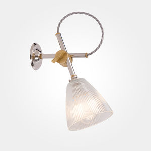 Prismatic Vintage Wall Light Mk3 - wall lights