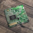 Personalised Geeky Circuit Board Drinks Coaster