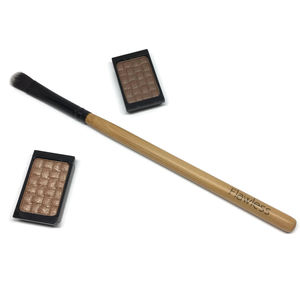 Bamboo Eyeshadow Brush Cruelty Free And Vegan