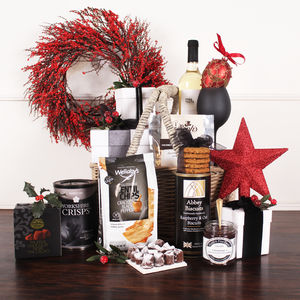 Snow Business Christmas Hamper - storage & organisers