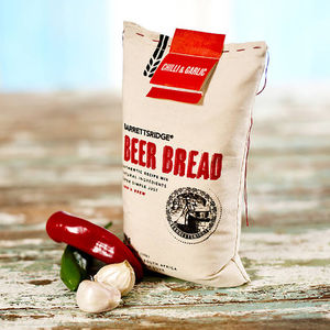 Chilli And Garlic Beer Bread Mix - make your own kits