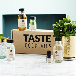 Mojitos Cocktail Kit - drinks connoisseur