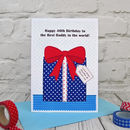 Personalise the card for a special dad, grandad, brother, son, grandson, husband etc