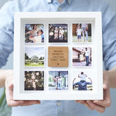 Personalised Framed Photo Print For Him - prints & art