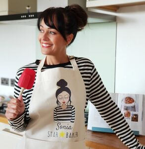 Create Your Own Personalised Apron